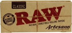 Raw KS Classic Artesano +tips/tray