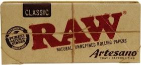 Raw KS Classic Artesano +tips/tray