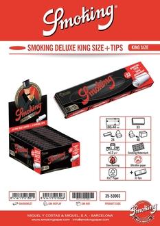 Smoking KS Deluxe +Tips 24-p