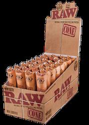 Raw Cones Classic Kingsize 3-pack 32-p