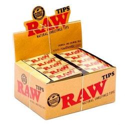 Raw Filter Tips