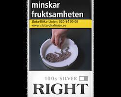 Right Silver 100s