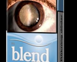 Blend Blå