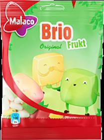 MALACO BRIO FRUKT 80G