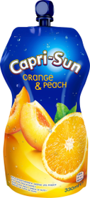 Capri-Sun Orange/Peach 33cl
