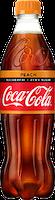 COCA-COLA ZERO PEACH 50CL