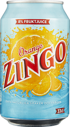 ZINGO ORANGE 33CL