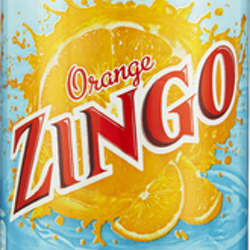 ZINGO ORANGE 33CL