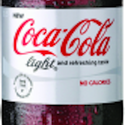 COCA-COLA LIGHT 50CL