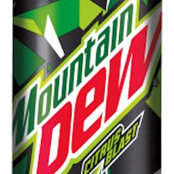 MOUNTAIN DEW 33CL