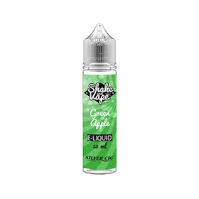 "SilverCig Shake&Vape ""Green Apple"""