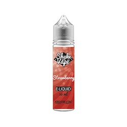 SilverCig Shake&Vape Strawberry