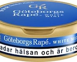 Göteborgs Rapé Mini White/10 g