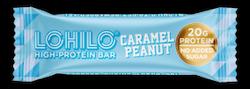 LOHILO BAR CARAMEL PEANUT