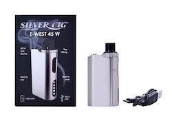 Silvercig E-WEST Silver