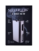 Silvercig E-WEST Black
