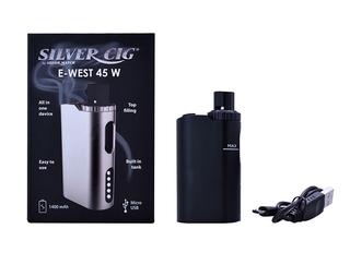 Silvercig E-WEST Black