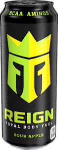 REIGN SOUR APPLE 50CL