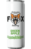 FOX GREEN APPLE EKO 25CL
