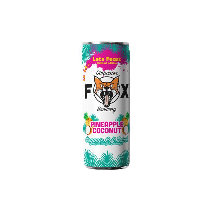 Fox Pineapple/Coconut 250 ml