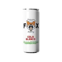 Fox Cola Blanco 25 cl