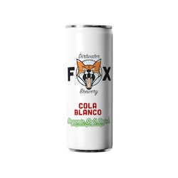 Fox Cola Blanco 25 cl