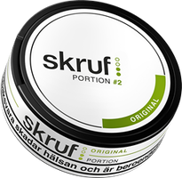 Skruf Original Portion 21,6g