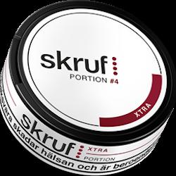 Skruf Xtra Stark Portion 21,6 g