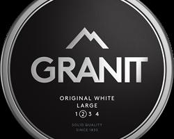 Granit Original White Portion