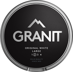 Granit Original White Portion