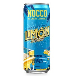 NOCCO LIMON DEL SOL 355 ml