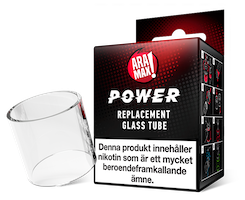 Aramax Power Glass Tube