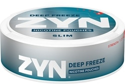 ZYN Slim Deep Freeze