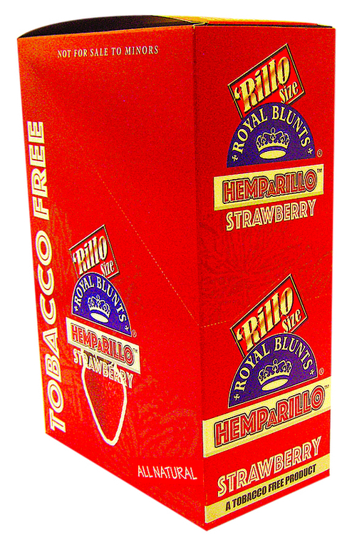 Royal Blunts Strawberry 4-pack 15-p