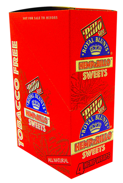 Royal Blunts Sweets 4-pack 15-p