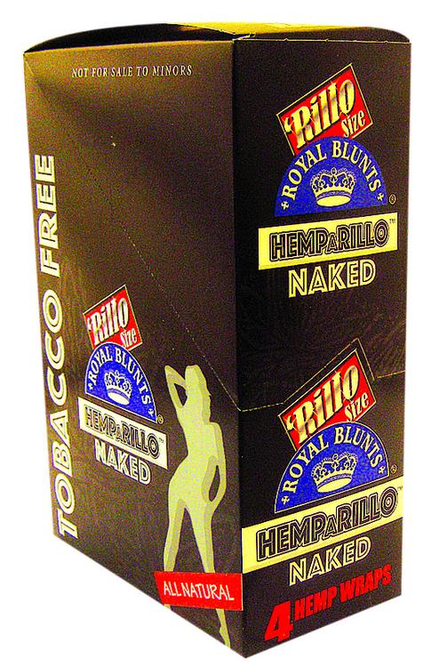Royal Blunts Naked 4-pack 15-p
