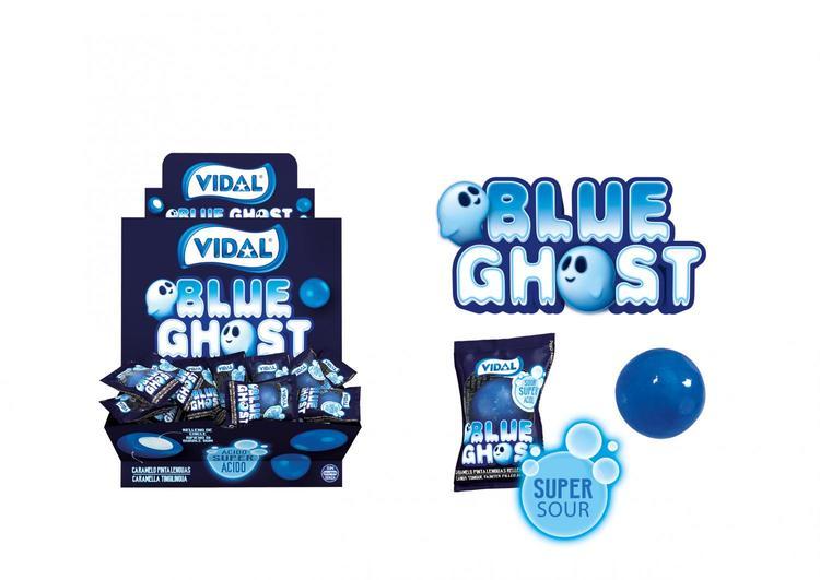 Blue Ghost Bubblegum