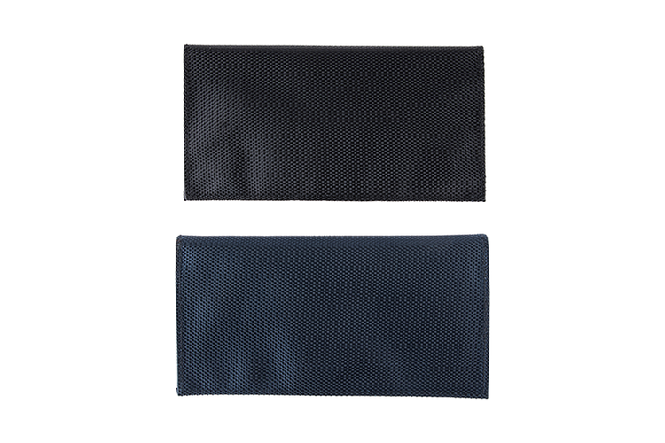 Angelo Tobacco Pouch Leather Black