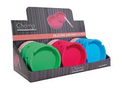 Ashtray Champ Mini Silicone 8cm