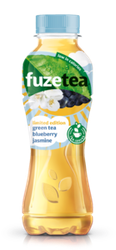 FUZETEA BLUBERRY JASMINE 40CL