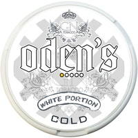 ODENS COLD WHITE PORTION