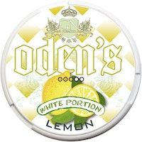 ODENS LEMON WHITE PORTION