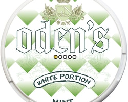 ODENS MINT WHITE PORTION