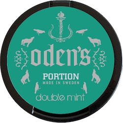 ODENS DOUBLE MINT PORTION