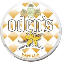 ODENS VANILLA WHITE PORTION