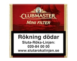 CLUBMASTER MINI RED FILTER
