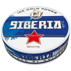 SIBERIA -80 WHITE PORTION
