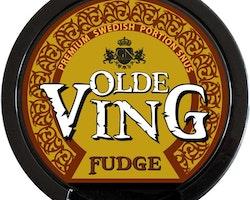 OLDE VING FUDGE PORTION