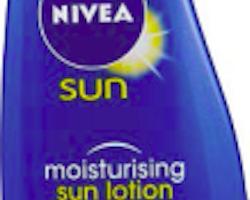 NIVEA SUN LOTION SPF10