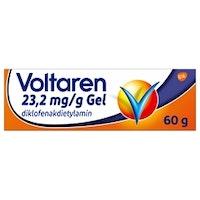 Voltaren gel 23,2 mg/g, 60 g